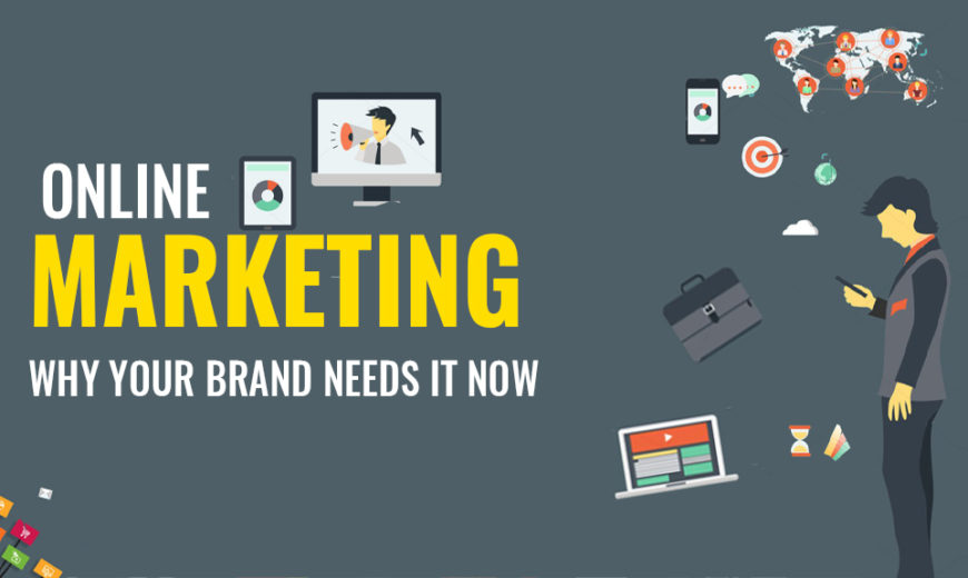 Online Marketing: Why your brand needs it now - 88gravity