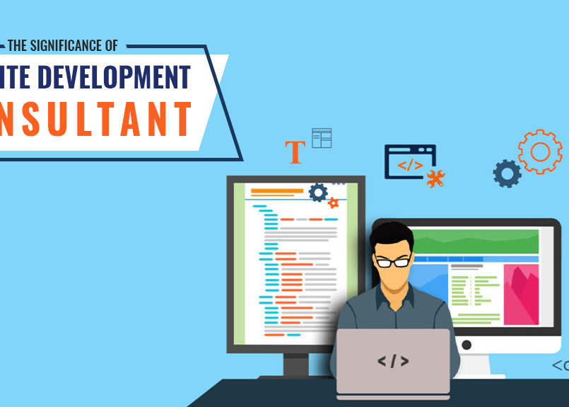 The Significance of Website Development Consultant - 88gravity