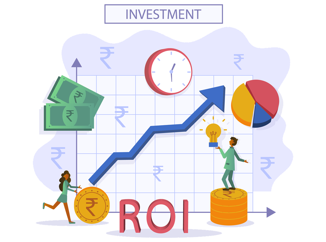 ROI based leads services in gurgaon - 88gravity