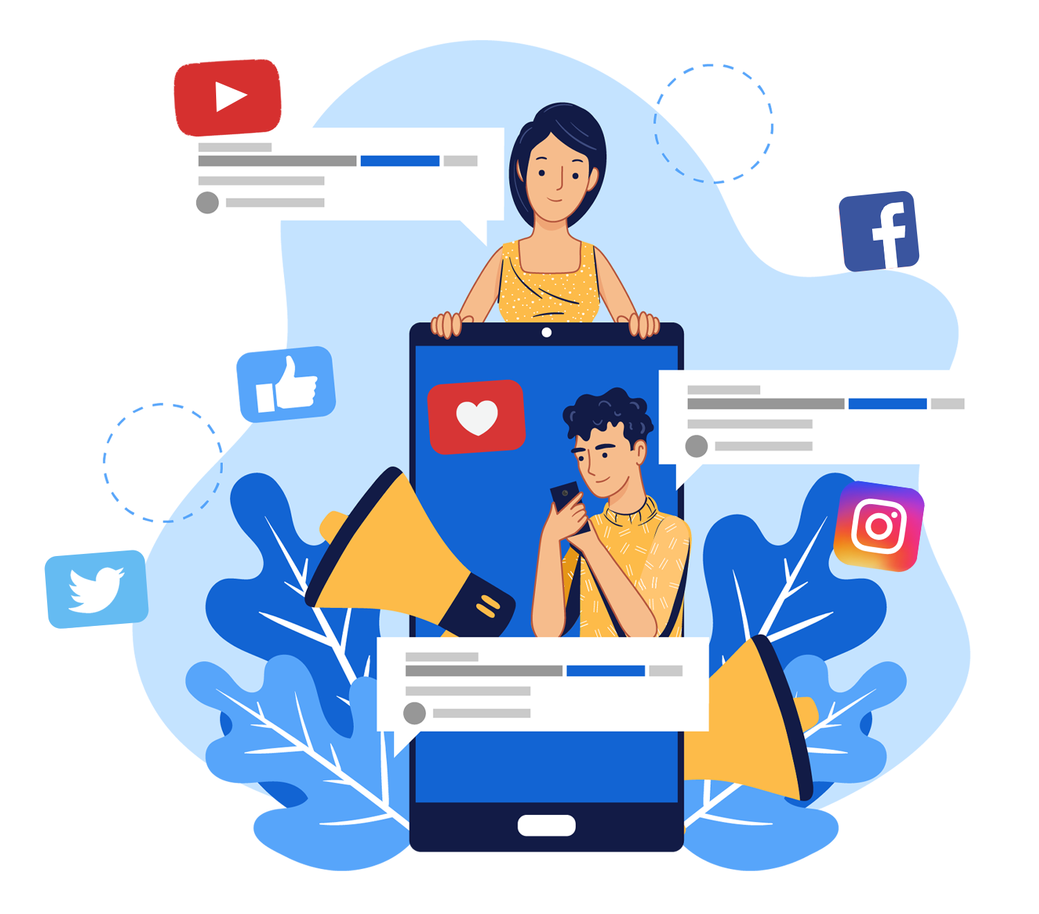 best social media services in gurgaon, india - 88gravity