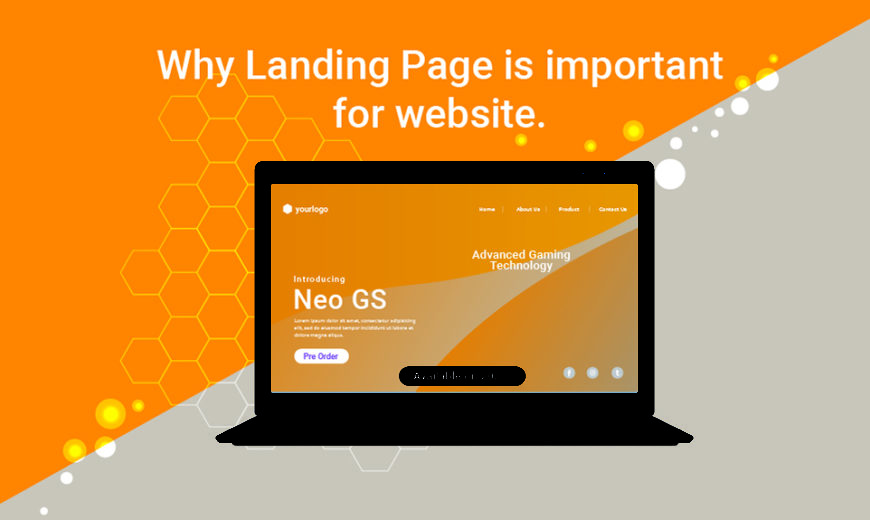 Why Landing Page is important for your website - 88gravity