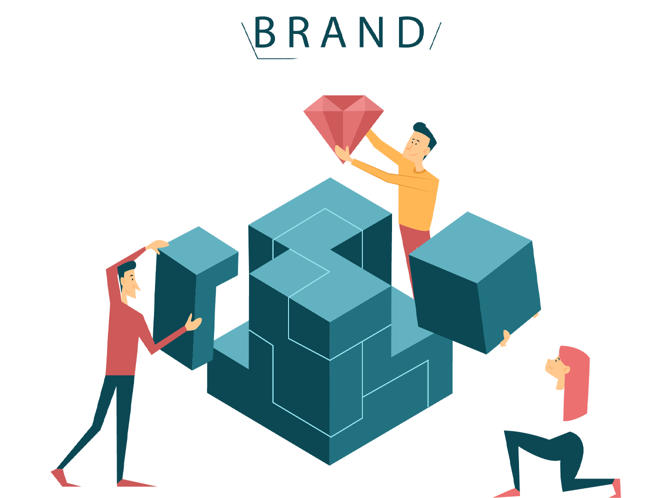 Brand identity services in gurgaon - 88gravity