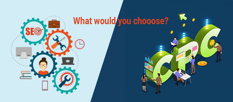 seo services vs ppc services - what would you choose - 88gravity digital marketing agency in gurgaon