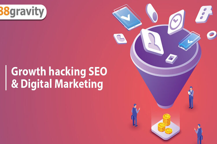 Growth hacking SEO and digital marketing - digital marketing agency in gurgaon, seo agency in gurgaon, seo services in gurgaon